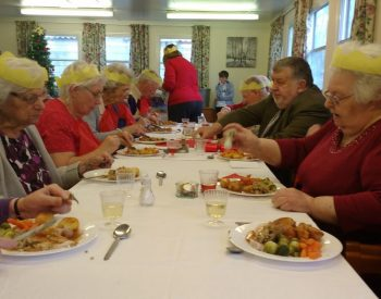 Carterton Day Centre Lunch