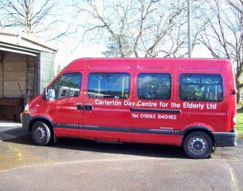 Carterton Day Centre Minibus